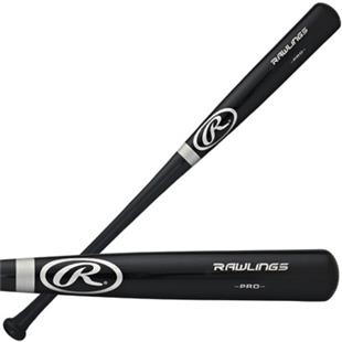 Rawlings Adirondack Black Ash Wood Bats