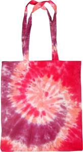 Colortone Tie Dye Tote Bags