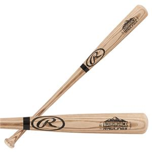 Rawlings Adirondack Natural Ash Wood Bats
