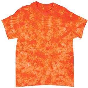 Dyenomite Crystal Tie Dye Short Sleeve Tee Shirts
