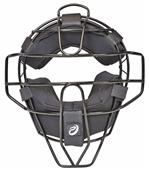 Pro Nine Adult Umpires Black Protective Face Mask