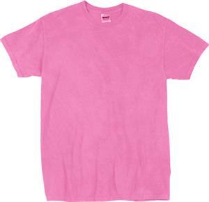 Dyenomite Pink Pigment Dye Short Sleeve Tee Shirt
