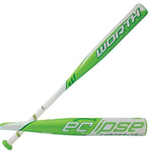 Worth Eclipse Fastpitch -12 Softball Bats