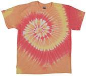 Dyenomite Tide Tie Dye Short Sleeve Tee Shirts