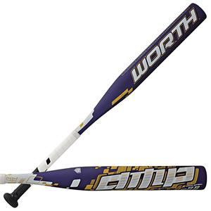 Worth Amp Fastpitch -11 Softball Bats