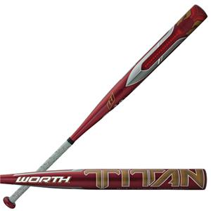 Worth Titan ASA Slowpitch Softball Bat