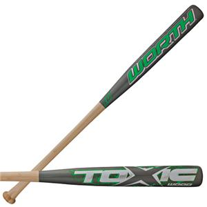 Worth Toxic Wood ASA Softball Bat