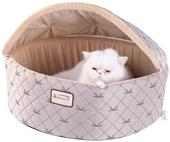 Armarkat Semi-Covered Cat Beds - C33HQH/MH