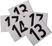 Blazer Athletic Hip Numbers Bulk Roll