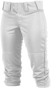Worth FPEX Low-Rise Belted Plush Pant