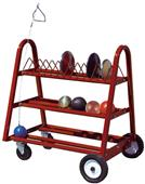 Blazer Athletic Implement Rack