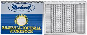 Markwort Score-All Baseball/Softball Scorebooks