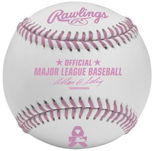 Rawlings MLB Mother's Day Commemorative Baseballs