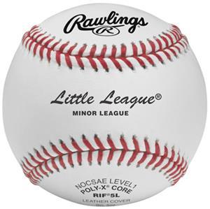 Rawlings Little League Level 1 Training Baseballs