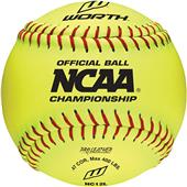 Worth Official NCAA Championship Game Ball (Dozen)