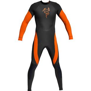 To Exceed Men's Electro 3/2mm Full Wet Suit
