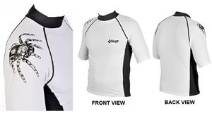 To Exceed Men's Entrap Short Sleeve Rash Guard