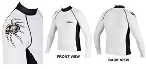 To Exceed Men's Entrap Long Sleeve Rash Guard