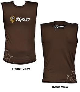 To Exceed Men's Eternity Sleeveless Rash Guard
