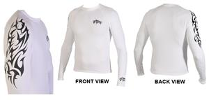 To Exceed Men's Exude Long Sleeve Rash Guard