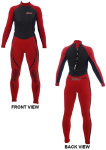 To Exceed Women's Ember 3/2mm Full Wet Suit