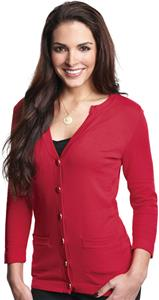 TRI MOUNTAIN Women's Isabella 3/4 Sleeve Cardigan