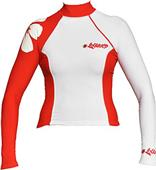 To Exceed Women's Eden Long Sleeve Rash Guard