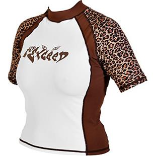 To Exceed Women's Enrage Short Sleeve Rash Guard