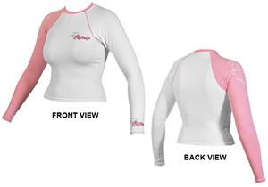 To Exceed Women's Ecco Long Sleeve Rash Guard