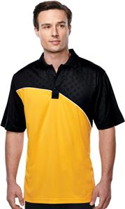 Tri-Mountain Elite Color Block Polo Shirt