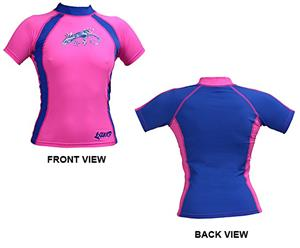 To Exceed Women's Evasive Short Sleeve Rash Guard