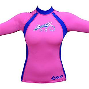 To Exceed Women's Evasive Long Sleeve Rash Guard