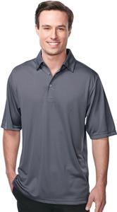 Tri-Mountain Innovate Mini-Grid Polo w/ TempDown