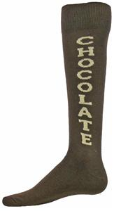 Nouvella CHOCOLATE Urban Socks