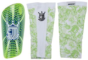 Brine King Green Soccer Shin Guard (PAIR)