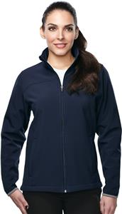 Tri-Mountain Lady Quest Soft Shell Bonded Jacket