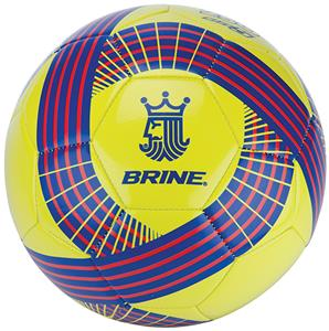 Brine Supersoft King 250 Soccer Ball