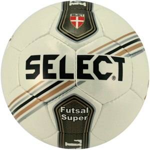 Select Futsal Series Super Soccer Ball-Closeout