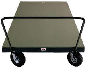 Blazer Athletic Equipment Transport Cart