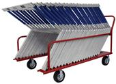 Blazer Athletic Universal Hurdle Cart