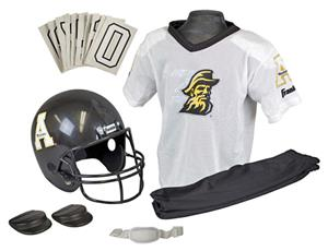Collegiate Youth Football Team Uniform Set APP ST