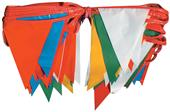 Blazer Athletic Pennants On A Rope