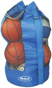 Markwort Stag Ball Bag - 8 Basketball Capacity