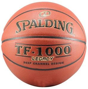 Spalding TF-1000 Legacy Leather NFHS Basketball