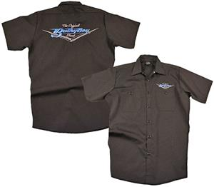 Bulky Boy El Dorado Workshirt Short Sleeve Shirt