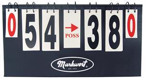 Markwort Stag Basketball Scoreboard