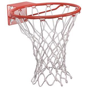 Markwort White Nylon Basketball Goal Net