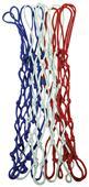 Markwort Basketball Vertical Blue/White/Red Net