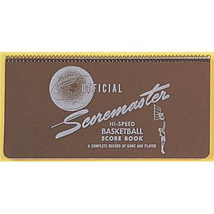 Scoremaster Hi-Speed Basketball Scorebook