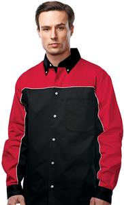 Downshifter Long Sleeve Twill Racewear Shirt